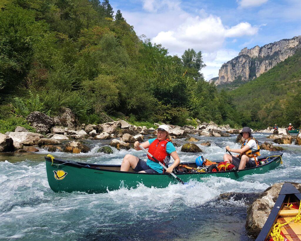 Tarn Gorge Canoe Expedition