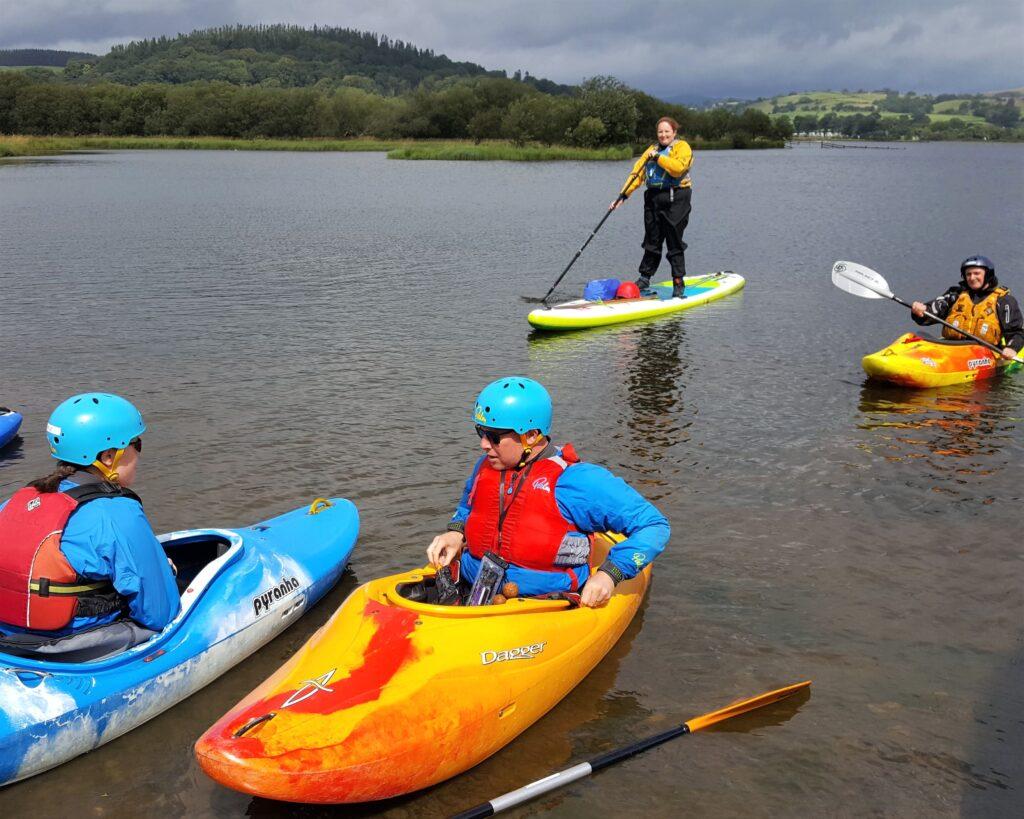 British Canoeing Paddlesport Touring Leader