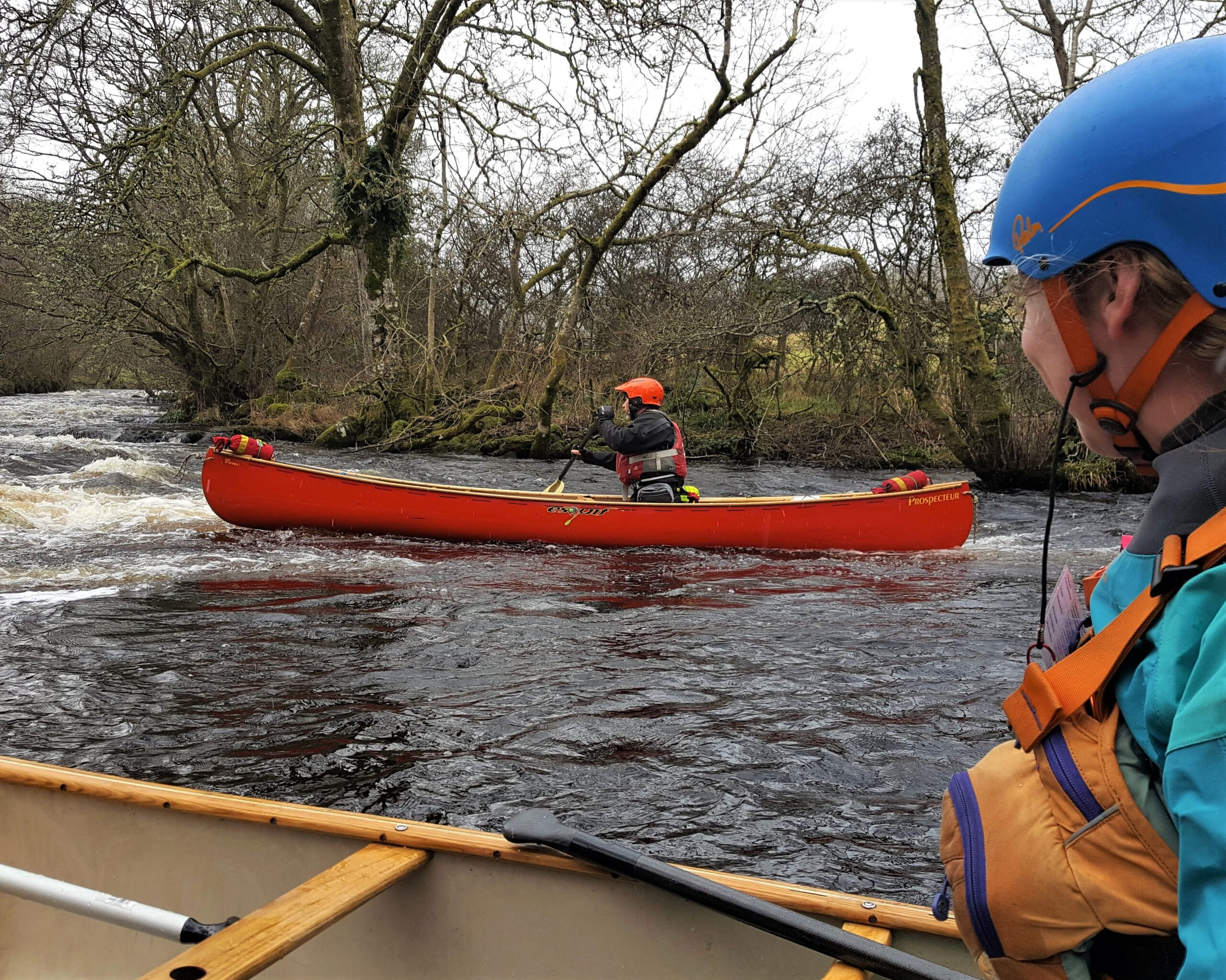 canoe coach award
