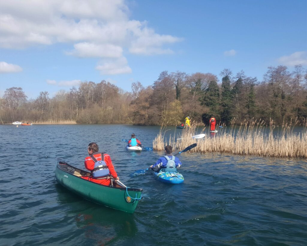 Paddlesport Leader Award